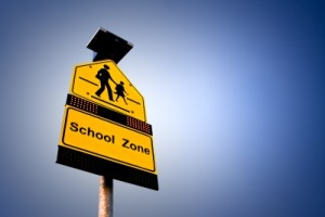 School Zone by coward_lion