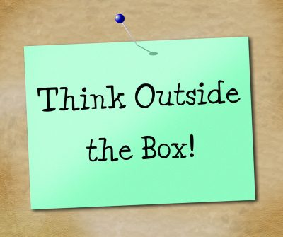 Thinking outside the box by Stuart Miles
