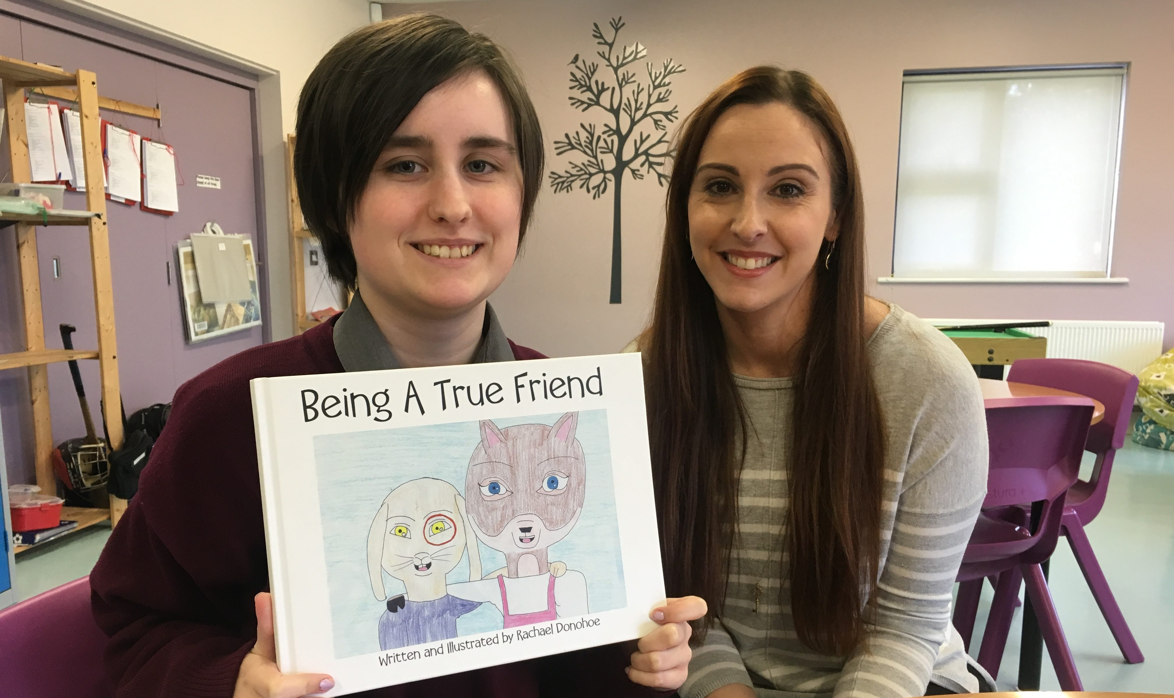 a69a53b2355cf Being a True Friend by Rachael Donohoe - AsIAm.ie