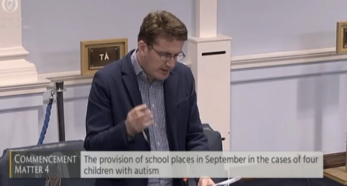 autism seanad eireann_AsIAm Ireland's National Autism Charity