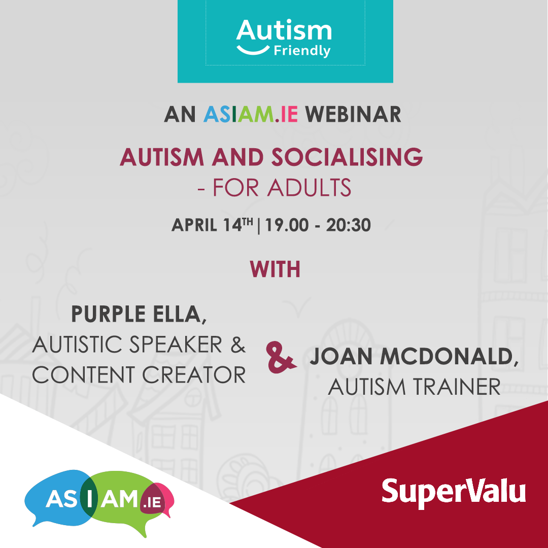 Autism Socializing Adults