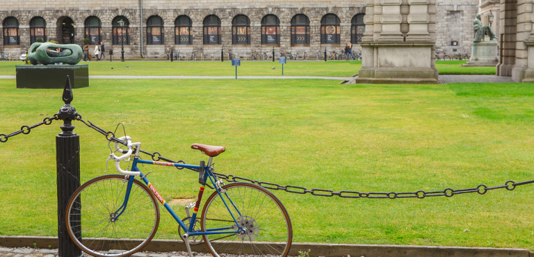 autism higher education TCD campus